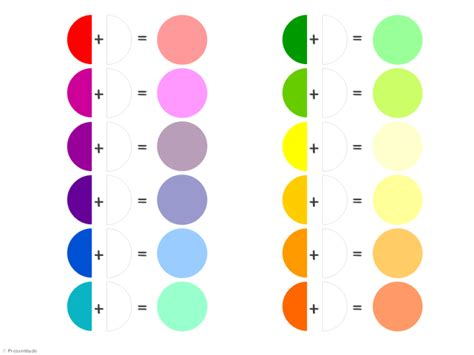 tint colors the basics of the color wheel for presentation design