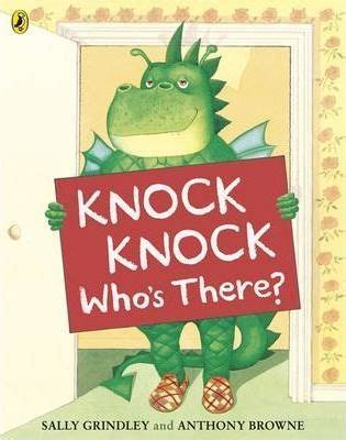 Knock Knock Whos There Cancer by Knock Knock Who S There Sally Grindley 9780141331607