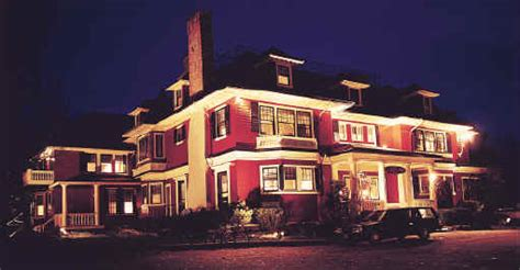 bar harbor maine bed and breakfast ledgelawn inn bar harbor maine inns