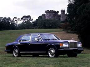 Rolls Royce Silver Spur Review Rolls Royce Silver Spirit Spur Classic Car Review