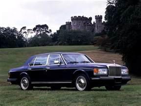 Rolls Royce Silver Spirit Rolls Royce Silver Spirit Spur Classic Car Review