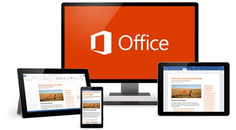 Ms Office 2015 Try Microsoft Office 365 Free For One Month
