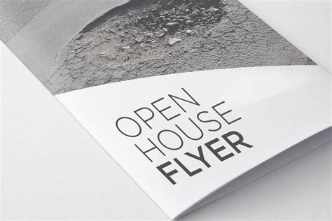 Open House Flyers Free free open house flyer templates customize