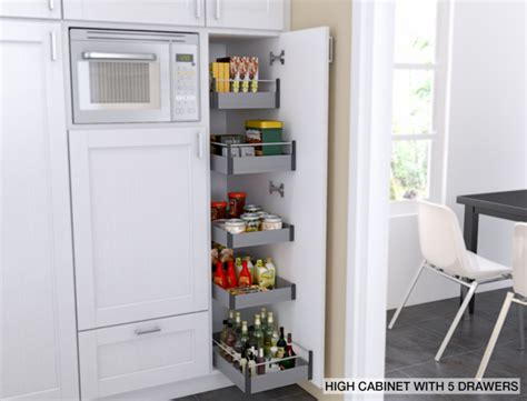 ikea s tall cabinet accessories these six ikea accessories make your kitchen cabinets better