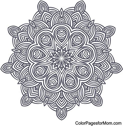 mandala coloring book coloring books for adults stress relieving patterns coloring for mandala page stress relief for