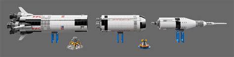 apollo saturn v model nasa apollo saturn v to launch as lego brick model set on