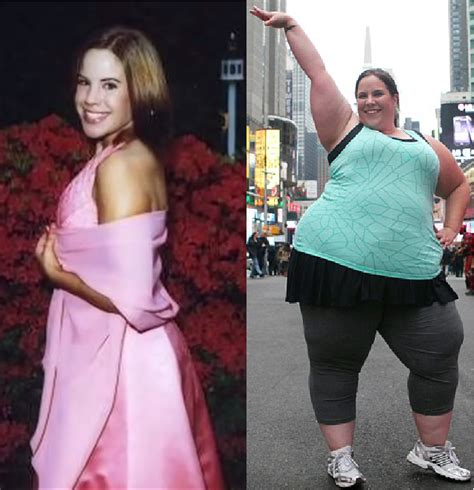whitney thore and lenny real whitney thore before and after weight gain pcos photos