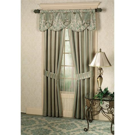 curtains with matching valances curtains with matching valance window treatment