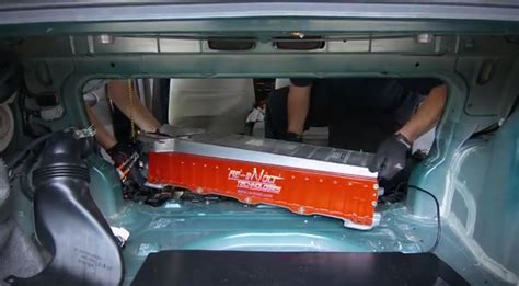 Toyota Prius Hybrid Battery Toyota Prius 1 Hybrid Battery Installation Knowyourparts