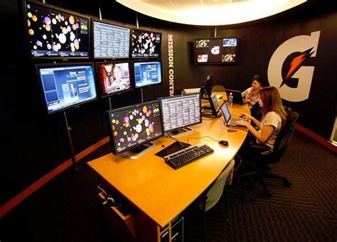 social media room gatorade puts social media at the center of marketing