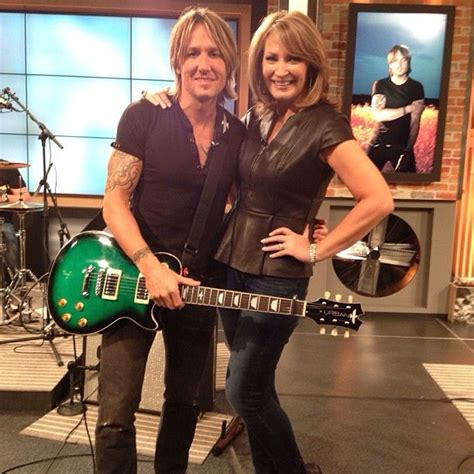 colleen lopez and husband i call this my keith urban top coming to hsn in august