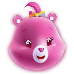 cheer bear icon  care bears icons iconspedia