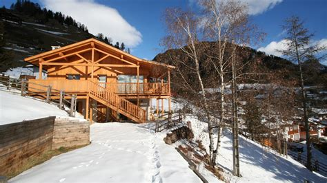 blockhütte mieten alpen villa specchio villa mieten in alpen dolomiten villanovo