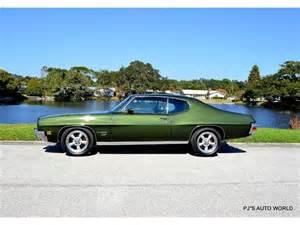 72 Pontiac Lemans 1972 Pontiac Lemans For Sale On Classiccars 6 Available