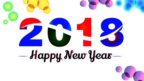 happy new year clipart 2018 happy new year 2018 clipart