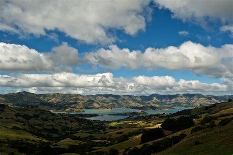 Landscape Pictures Akaroa Landscapes