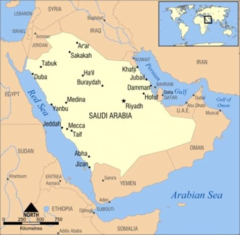 middle east map arabian peninsula facts about saudi arabia geography