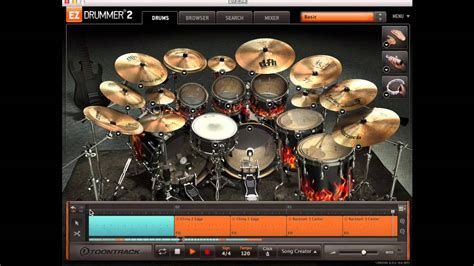 Ezx Drummer 2 Made Of Metal ezdrummer 2 drum kit from hell demo