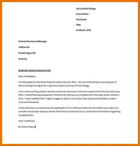 application letter with cv attached 10 attachment application letter sle tech