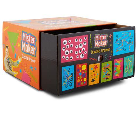 mr maker doodle drawer mister maker doodle drawer orange black great daily