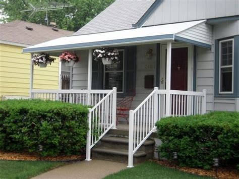 two step awning 25 best ideas about aluminum awnings on pinterest
