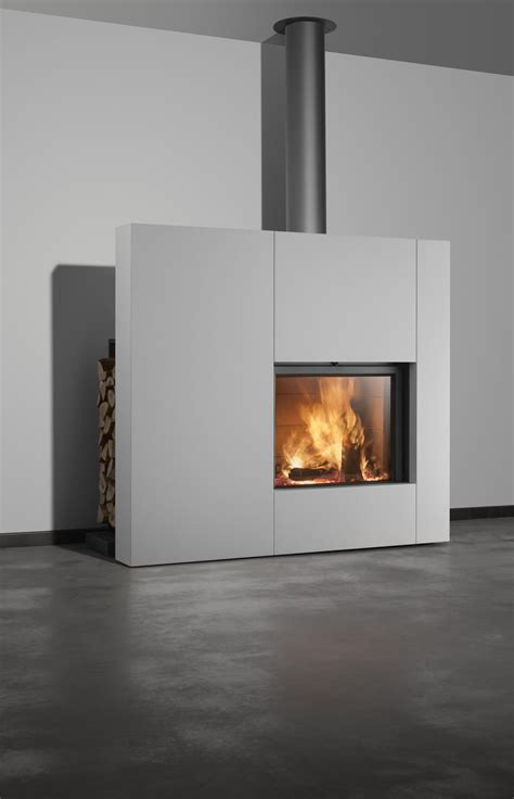 Camino Stuv by Stuv 21 Oblica Melbourne Modern Designer Fireplaces