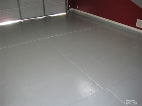 Garage Floor Paint Cure Time Garage Floor Epoxy Paint Drying Time 28 Images How To