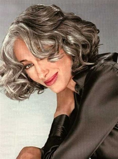 grey hairstyles 50 30 hairstyles for over 50 long hairstyles 2016 2017