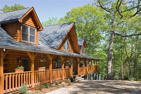 honest abe log homes inc mywoodhome
