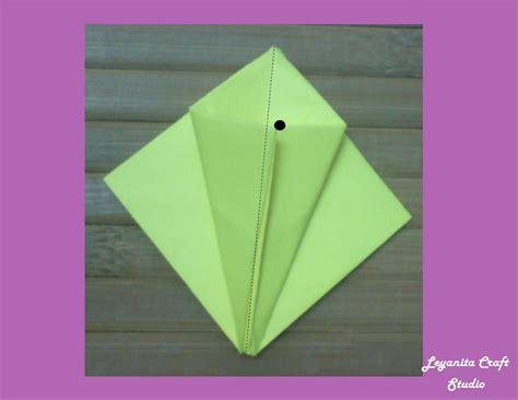 tutorial membuat bunga dari kertas origami tutorial origami buket bunga tutorial origami bunga tulip