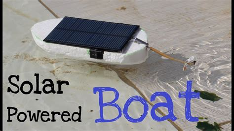 how to make an engine for a boat in minecraft how to make a solar powered boat simple tutorial youtube