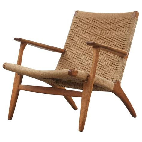 Hans Wegner by Hans Wegner Ch25 Chair At 1stdibs