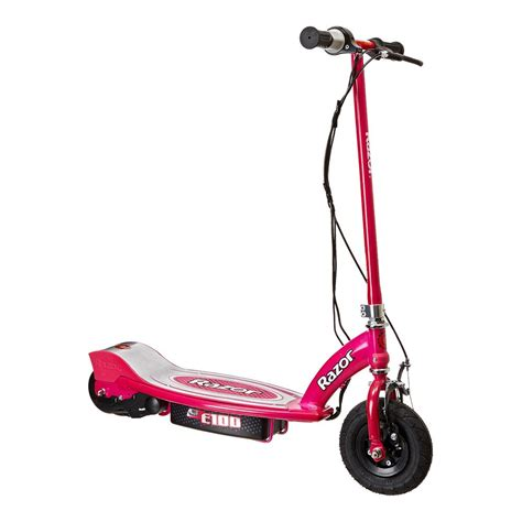 ebay electric scooter razor 13111261 e100 electric scooter pink ebay