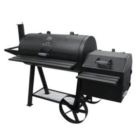 building bbq grill that has a firebox the home depot