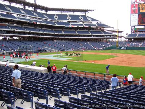 section 135 citizens bank park citizens bank park section 114 philadelphia phillies