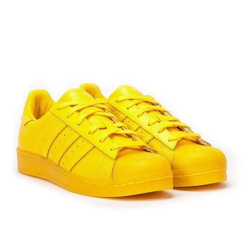 Sepatu Adidas Superstar Colour 1 adidas superstar adicolor yellow s80328