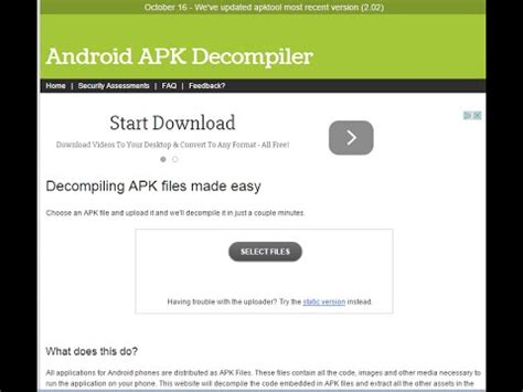 how to decompile android apk how to decompile an android application apk engineering