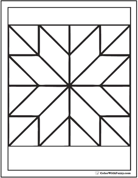 Quilt Pattern Coloring Pages pattern coloring pages customize pdf printables
