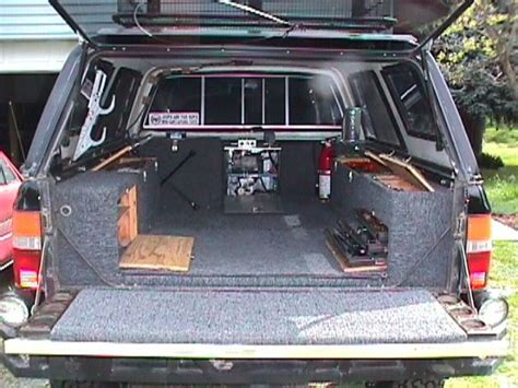service truck tool storage ideas truck bed toolbox truck bed ideas with bedcap by