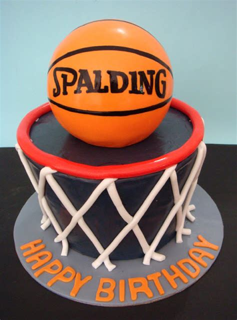 imagenes de happy birthday basketball basketball cakes decoration ideas little birthday cakes
