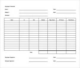 20 ms word timesheet templates free free