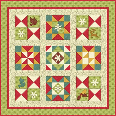 Quilting Dies by Go Snowflake Sew Creative Cottage