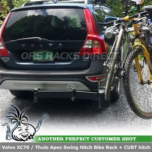 volvo s40 bike rack 25 best ideas about hitch rack on bumper