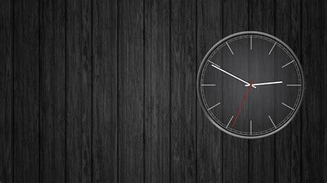 battery saving analog clocks  wallpaper android apps
