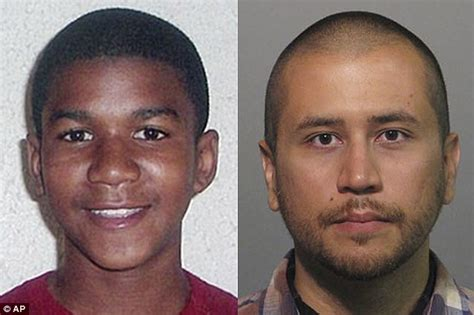 Trayvon Martin Criminal Record Justice Department Will Now Investigate George Zimmerman As Pressure Builds On Obama