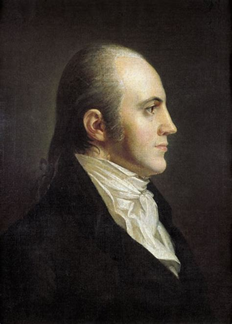 aaron burr thomas jefferson aaron burr and the election of 1800