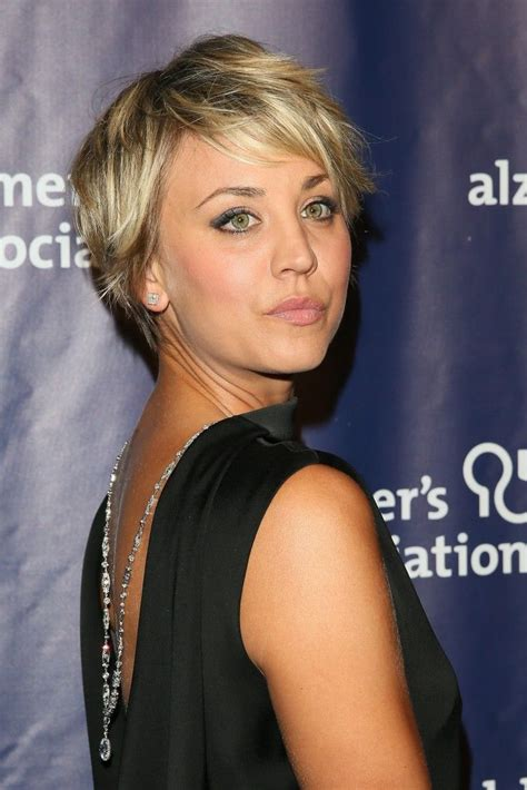 why did kalie cuoco have her hair cut short 34 besten haare bilder auf pinterest frisur ideen haar