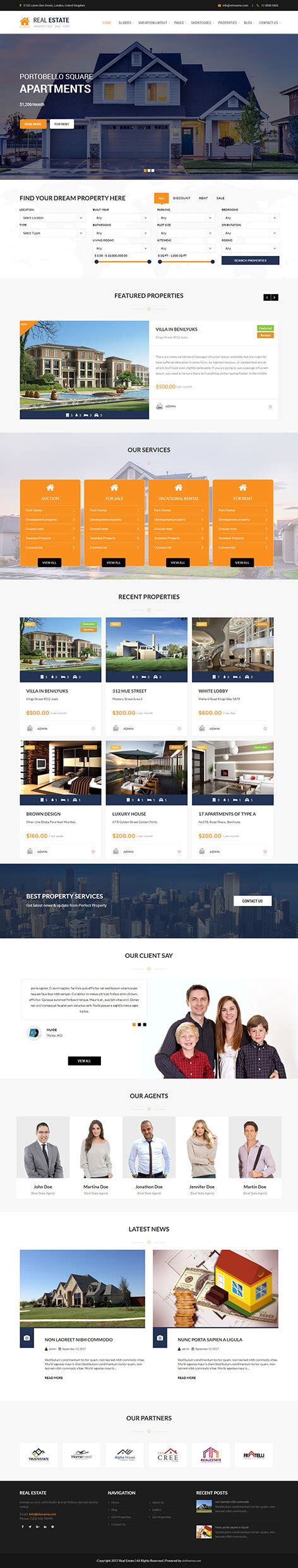 wordpress layout constructor best responsive construction wordpress themes for concrete