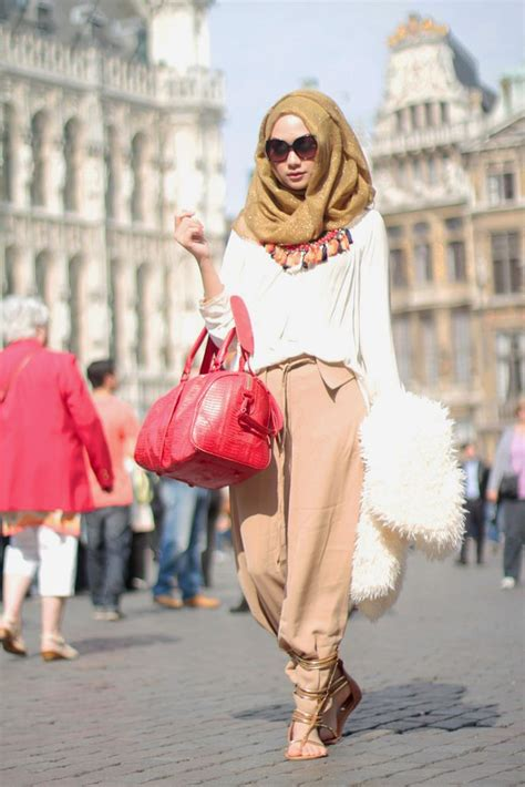 Baju Model Sekarang Dan Harganya Busana Muslim Modern Prinsip Mix And Match Nibinebu