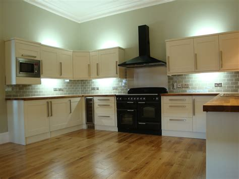 Off The Shelf Kitchen Cabinets by Kitchen Fitters And Kitchen Designers Glenlith Interiors